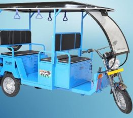 Govt. Approved E Rickshaw